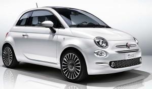 Fiat 500 1.2 Lounge Usato