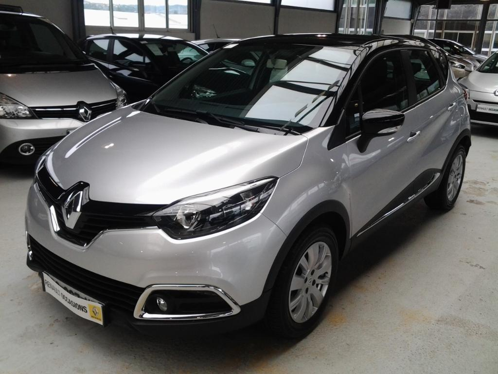 renault captur 1 5 dci 90 energy zen eco2 sur www auto. Black Bedroom Furniture Sets. Home Design Ideas
