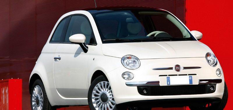 Fiat 500 1.2 lounge Aziendale Spain 2014 4.650 € net price