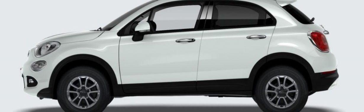 Fiat 500 X 1.3 Mjt PopStar 1° Sem.2017 -