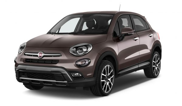 2016 Fiat 500 X Cross + 5 Door SUV