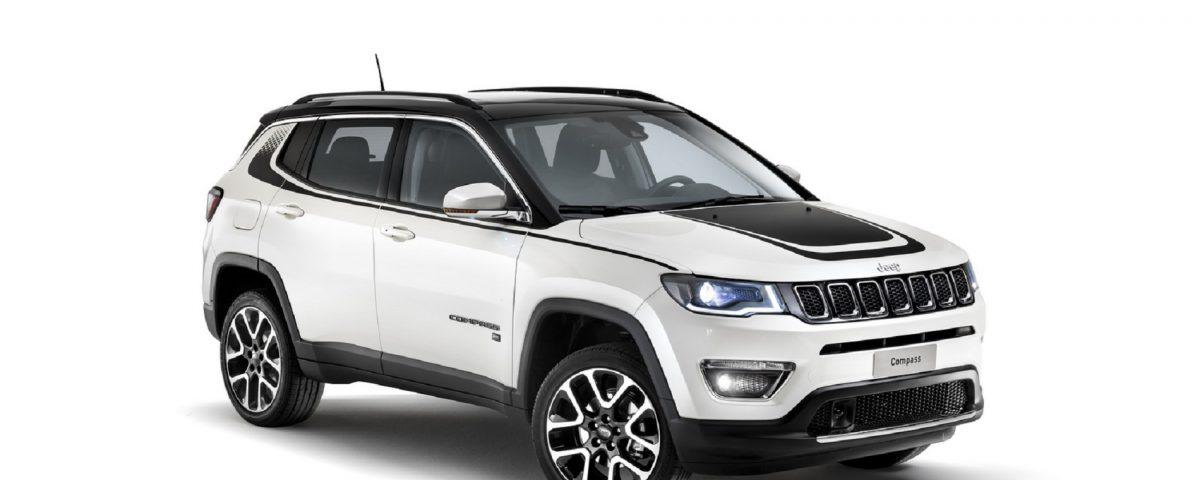 jeep compass limited plus aziendali per commercianti