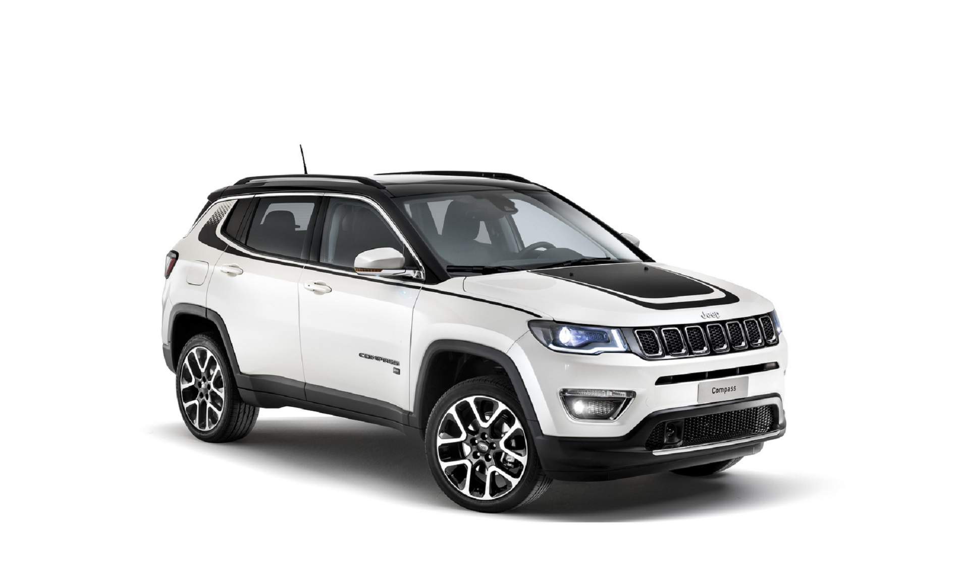 jeep compass limited plus aziendali per commercianti
