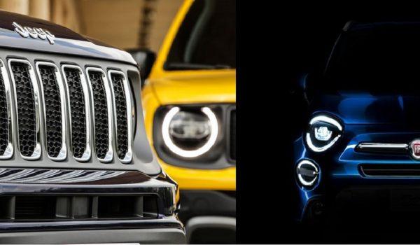 Aziendali 2019 Jeep Renegade & 500 X New Model. auto per commercianti