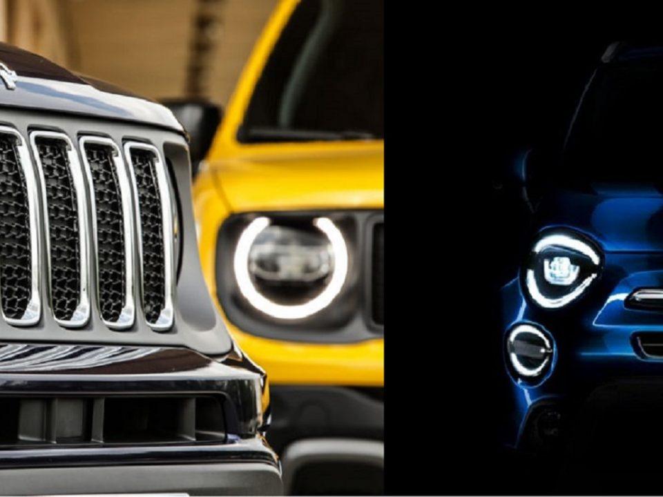 Aziendali 2019 Jeep Renegade & 500 X My19 ! Prezzi shock !