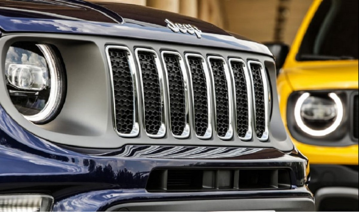 Aziendali 2019 Jeep Renegade & 500 X New Model. auto per commercianti