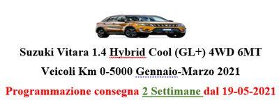 Disponiamo di una ampia Gamma di veicoli Km0 '21 pronti al ritiro e/o prossimo arrivo. Acquistare al miglior prezzo in Europa? CB CONSULTING!